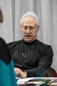 Brent Spiner (Star Trek: The Next Generation) at Fan Expo Vancouver 2015. (Photo: Steven Shepherd/Aesthetic Magazine Toronto)