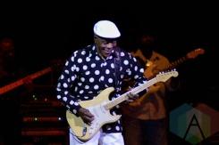Buddy Guy performing at Massey Hall in Toronto, ON on April 24th, 2015. (Photo: Steve Danyleyko/Aesthetic Magazine Toronto)
