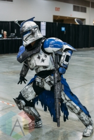 Clone Trooper (Star Wars) at Fan Expo Vancouver 2015. (Photo: Steven Shepherd/Aesthetic Magazine Toronto)