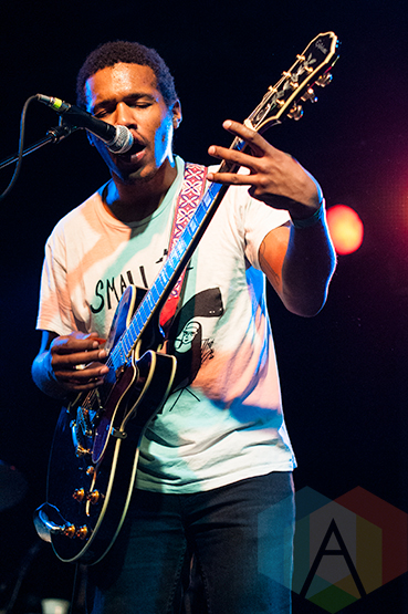 Benjamin Booker. (Photo: Krystle Merrow/Aesthetic Magazine Toronto)