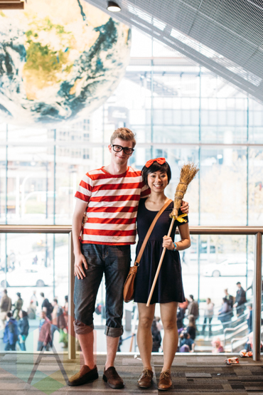 Kiki's Delivery Service at Fan Expo Vancouver 2015. (Photo: Steven Shepherd/Aesthetic Magazine Toronto)