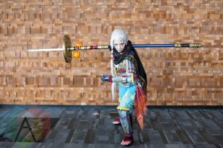 Legend of Zelda at Fan Expo Vancouver 2015. (Photo: Steven Shepherd/Aesthetic Magazine Toronto)