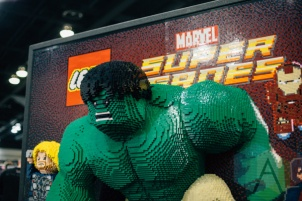 The Hulk (The Avengers) at Fan Expo Vancouver 2015. (Photo: Steven Shepherd/Aesthetic Magazine Toronto)
