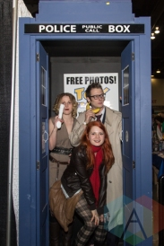 Doctor Who at Fan Expo Vancouver 2015. (Photo: Steven Shepherd/Aesthetic Magazine Toronto)