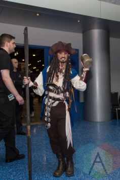 Pirates of the Caribbean at Fan Expo Vancouver 2015. (Photo: Steven Shepherd/Aesthetic Magazine Toronto)