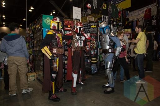 Star Wars at Fan Expo Vancouver 2015. (Photo: Steven Shepherd/Aesthetic Magazine Toronto)