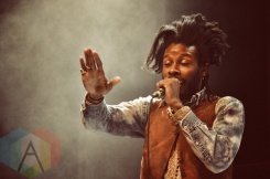 Jesse Boykins. (Photo: Justin Roth/Aesthetic Magazine Toronto)