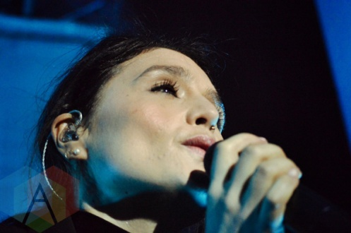 Jessie Ware. (Photo: Justin Roth/Aesthetic Magazine Toronto)