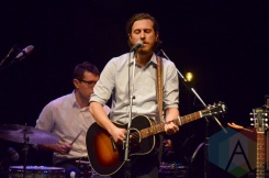 Great Lake Swimmers performing at the Randolph Theatre in Toronto, ON on April 23rd, 2015. (Photo: Justin Roth/Aesthetic Magazine Toronto)