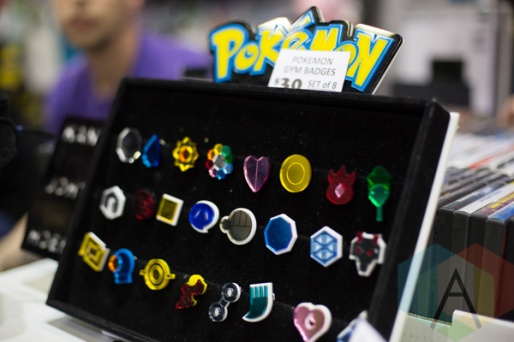 Pokemon at Fan Expo Vancouver 2015. (Photo: Steven Shepherd/Aesthetic Magazine Toronto)