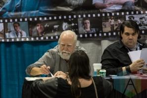 The Walking Dead's Scott Wilson at Fan Expo Vancouver 2015. (Photo: Steven Shepherd/Aesthetic Magazine Toronto)