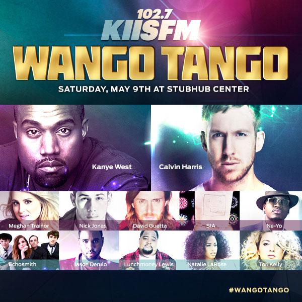 Wango Tango 2015