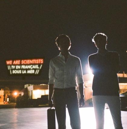 """We Are Scientists - """"TV en Français, Sous la Mer"""""""