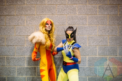 X-Men at Fan Expo Vancouver 2015. (Photo: Steven Shepherd/Aesthetic Magazine Toronto)