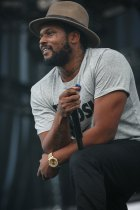 Schoolboy Q performing at Sasquatch 2015. (Photo: Christopher Nelson)