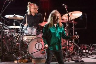 Robert Plant performing at Sasquatch 2015. (Photo: Matthew Lamb)