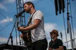 Dan Mangan + Blacksmith performing at Sasquatch 2015. (Photo: Matthew Lamb)