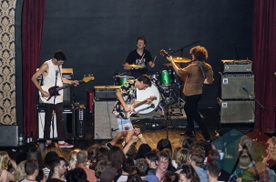 FIDLAR performing at The Great Hall in Toronto, ON on May 1, 2015 during CMW 2015. (Photo: Roy Cohen/Aesthetic Magazine Toronto)