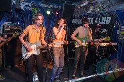 Fat White Family performing at Bovine Sex Club in Toronto, ON on May 7, 2015 during CMW 2015. (Photo: Roy Cohen/Aesthetic Magazine Toronto)