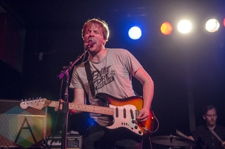 Little You, Little Me performing at Lee's Palace in Toronto, ON on May 7, 2015 during CMW 2015. (Photo: Roy Cohen/Aesthetic Magazine Toronto)