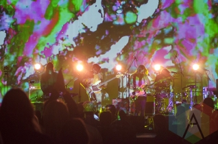 Tame Impala performing at Massey Hall in Toronto, ON on May 19, 2015. (Photo: Roy Cohen/Aesthetic Magazine Toronto)