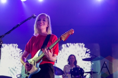 Alvvays performing at the 2015 SiriusXM Indies in Toronto, ON on May 9, 2015 during CMW 2015. (Photo: Fernando Paiz/Aesthetic Magazine Toronto)