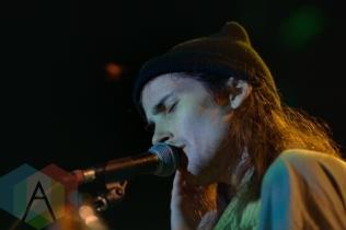 DIIV performing at Austin Psych Fest: Levitation in Austin, TX on May 8, 2015. (Photo: Steve Danyleyko/Aesthetic Magazine Toronto)