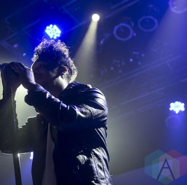 Jason French performing at House of Blues Anaheim in Anaheim, CA on May 4, 2015. (Photo: Amanda Cain/Aesthetic Magazine Toronto)