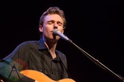 Joel Plaskett Emergency performing at The Danforth Music Hall in Toronto on May 22, 2015. (Photo: Lauren Garbutt/Aesthetic Magazine Toronto)