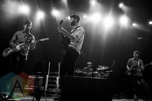 John Mark Nelson performing at the Royal Oak Music Theatre in Detroit, MI on May 27, 2015. (Photo: Amanda Cain/Aesthetic Magazine)