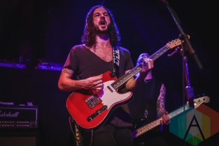 The Lazys performing at The Phoenix Concert Theatre in Toronto, ON on May 7, 2015 during CMW 2015. (Photo: Dale Benvenuto/Aesthetic Magazine Toronto)