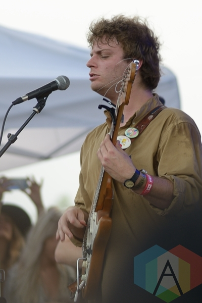 Mac DeMarco performing at Austin Psych Fest: Levitation in Austin, TX on May 10, 2015. (Photo: Steve Danyleyko/Aesthetic Magazine Toronto)