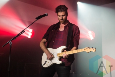 Magic performing at Chum FM FanFest 2015 in Toronto, ON on May 8, 2015 during CMW 2015. (Photo: Dale Benvenuto/Aesthetic Magazine Toronto)