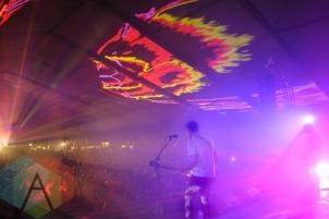 METZ performing at Austin Psych Fest: Levitation in Austin, TX on May 8, 2015. (Photo: Steve Danyleyko/Aesthetic Magazine Toronto)