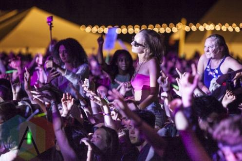 Flume performing at Sasquatch 2015. (Photo: Matthew Thompson/Aesthetic Magazine Toronto)Flume performing at Sasquatch 2015. (Photo: Matthew Thompson/Aesthetic Magazine Toronto)