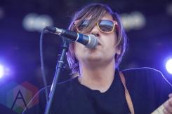 Will Butler (of Arcade Fire) performing at Sasquatch 2015. (Photo: Matthew Thompson/Aesthetic Magazine Toronto)