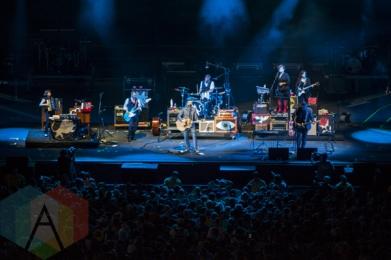 The Decemberists performing at Sasquatch 2015. (Photo: Matthew Thompson/Aesthetic Magazine Toronto)