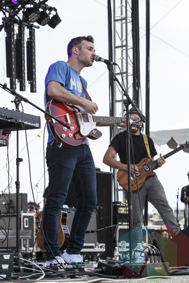Said The Whale performing at Sasquatch 2015. (Photo: Matthew B. Thompson/Aesthetic Magazine Toronto)