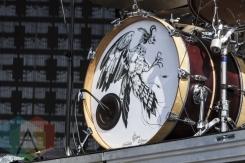 Royal Blood performing at Sasquatch 2015. (Photo: Matthew B. Thompson/Aesthetic Magazine Toronto)