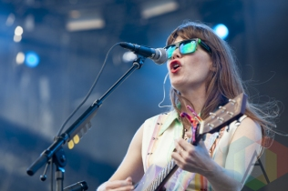 Jenny Lewis performing at Sasquatch 2015. (Photo: Matthew B. Thompson/Aesthetic Magazine Toronto)