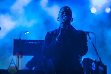 SBTRKT performing at Sasquatch 2015. (Photo: Matthew B. Thompson/Aesthetic Magazine Toronto)