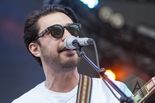 Hanni El Khatib performing at Sasquatch 2015. (Photo: Matthew B. Thompson/Aesthetic Magazine Toronto)