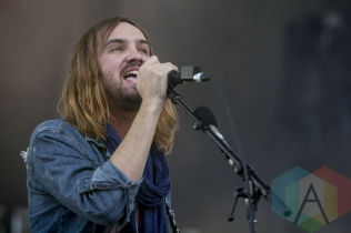 Tame Impala performing at Sasquatch 2015. (Photo: Matthew B. Thompson/Aesthetic Magazine Toronto)