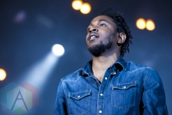 Kendrick Lamar performing at Sasquatch 2015. (Photo: Matthew B. Thompson/Aesthetic Magazine Toronto)