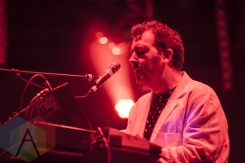 Hot Chip performing at Sasquatch 2015. (Photo: Matthew B. Thompson/Aesthetic Magazine Toronto)