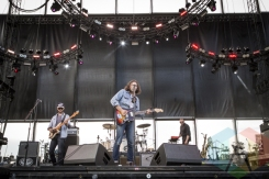 The War on Drugs performing at Sasquatch 2015. (Photo: Matthew Thompson/Aesthetic Magazine Toronto)
