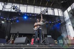 Shakey Graves performing at Sasquatch 2015. (Photo: Matthew B. Thompson/Aesthetic Magazine Toronto)