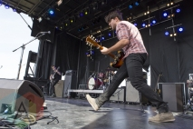 My Goodness performing at Sasquatch 2015. (Photo: Matthew B. Thompson/Aesthetic Magazine Toronto)