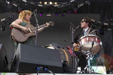 Shovels and Rope performing at Sasquatch 2015. (Photo: Matthew B. Thompson/Aesthetic Magazine Toronto)