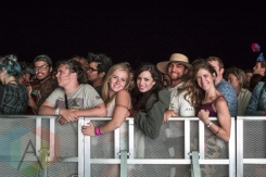 The crowd during James Blake's performance at Sasquatch 2015. (Photo: Matthew B. Thompson/Aesthetic Magazine Toronto)